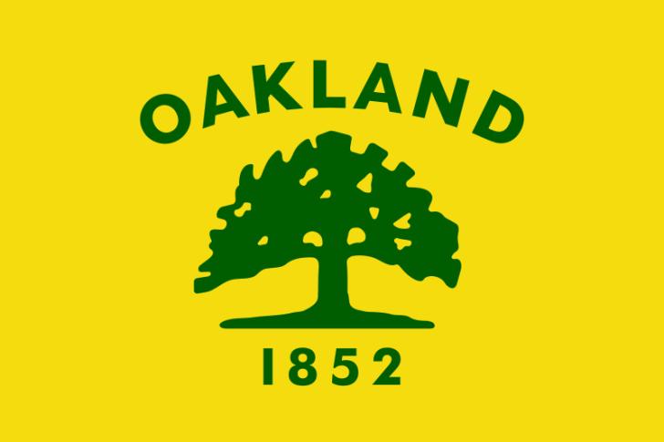 OaklandFlag