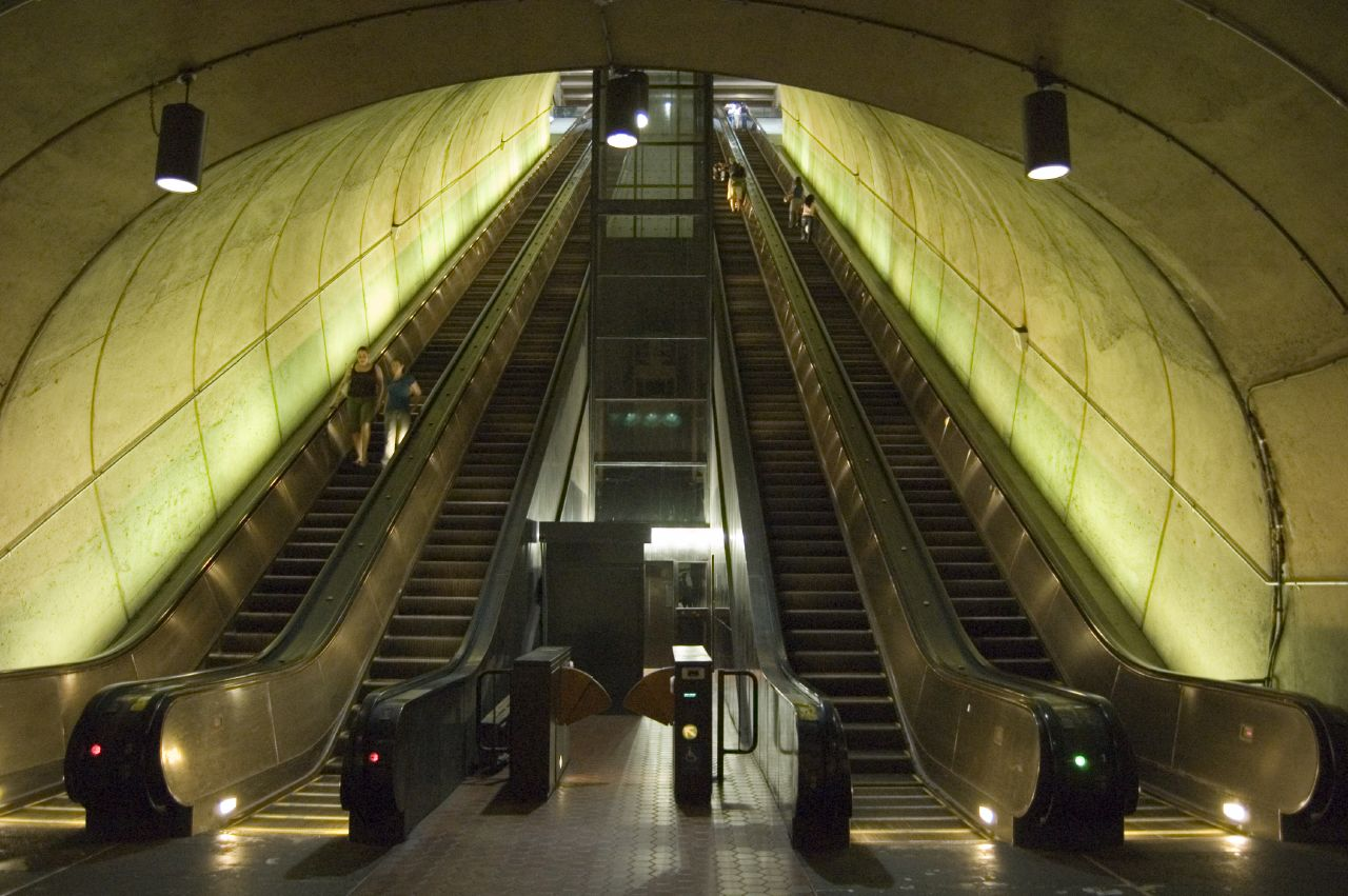 The Accidental Music of Imperfect Escalators - 99% Invisible