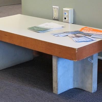 concrete furniture 99 invisible