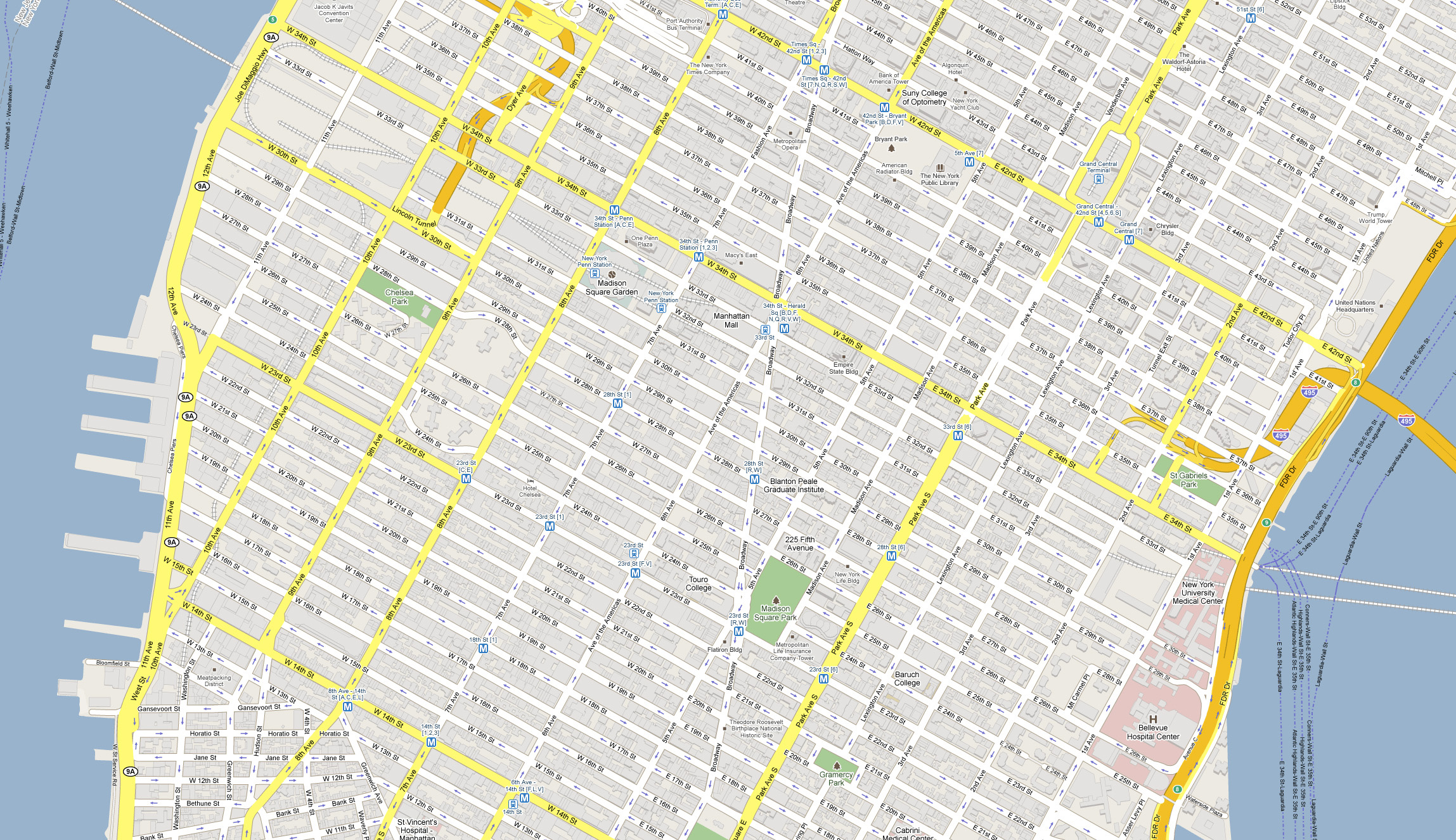 unbuilt   invisible - downtown no moses credit google maps