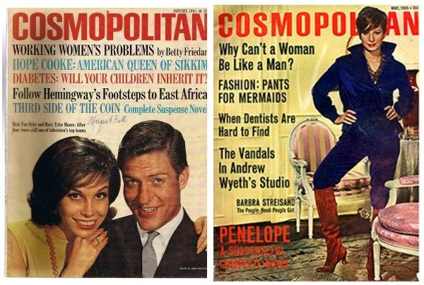 early cosmo