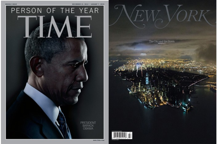 Time Magazine Covers December 2013