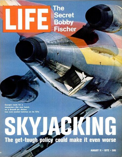 9. LIFE Magazine Cover