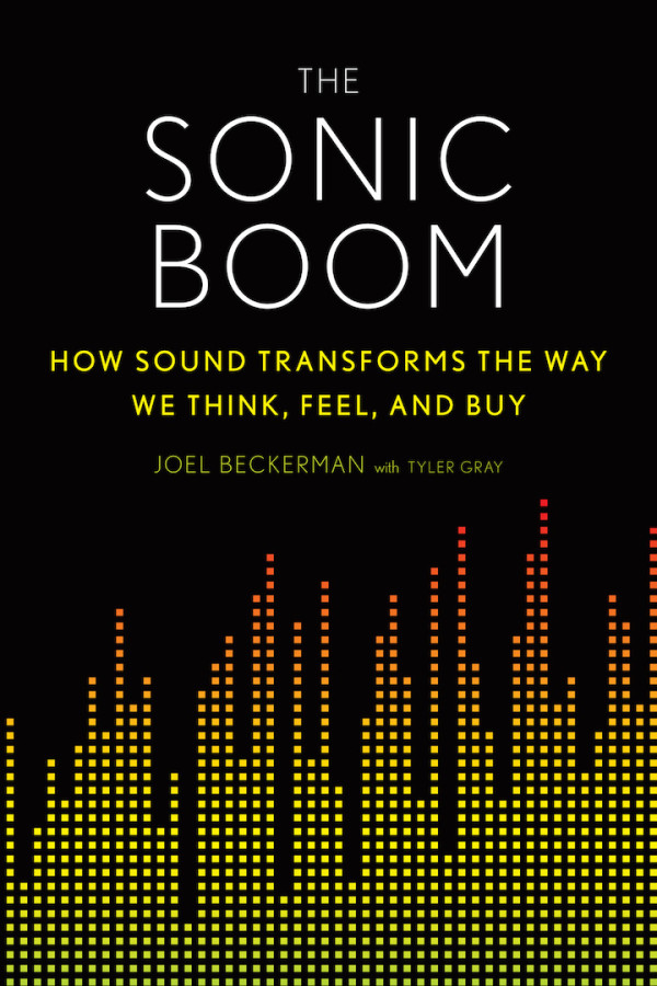 Jacket image - SONIC BOOM_hres