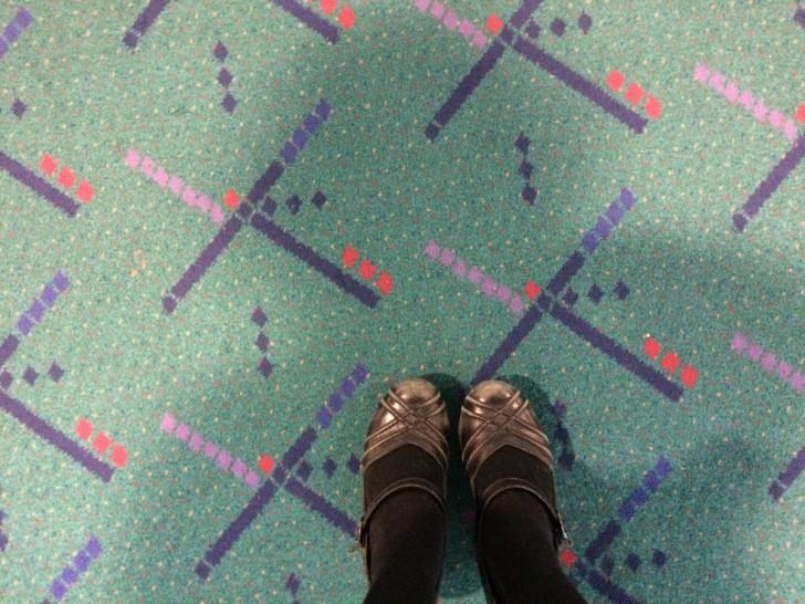 carpet feet 1