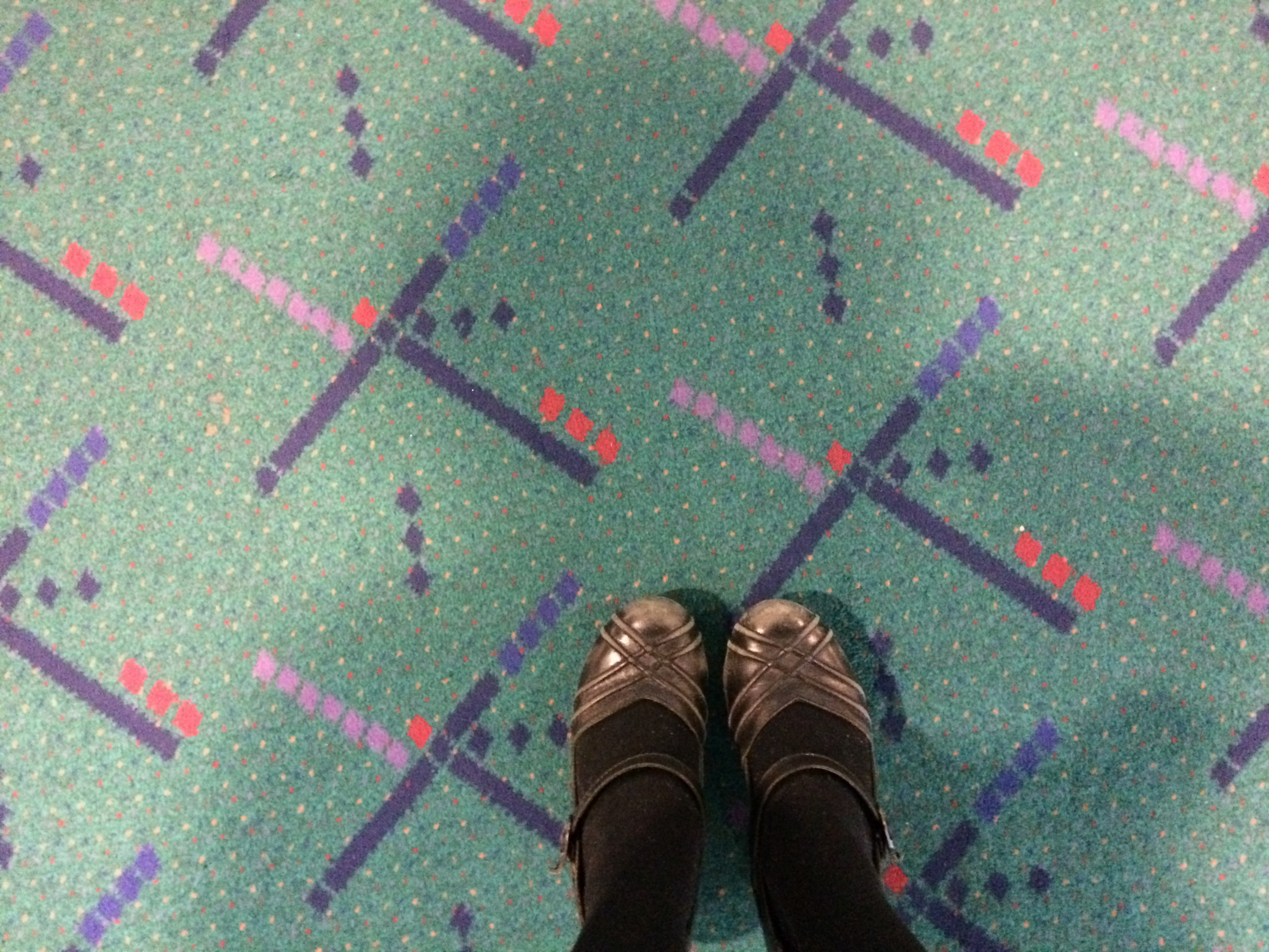 PDX Carpet 99 Invisible