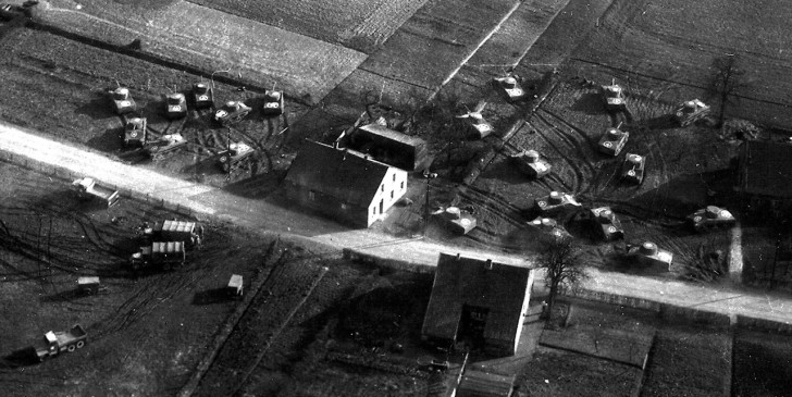 Dummy Tanks Operation Viersen