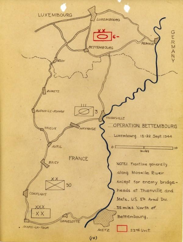 Operaton Bettembourg