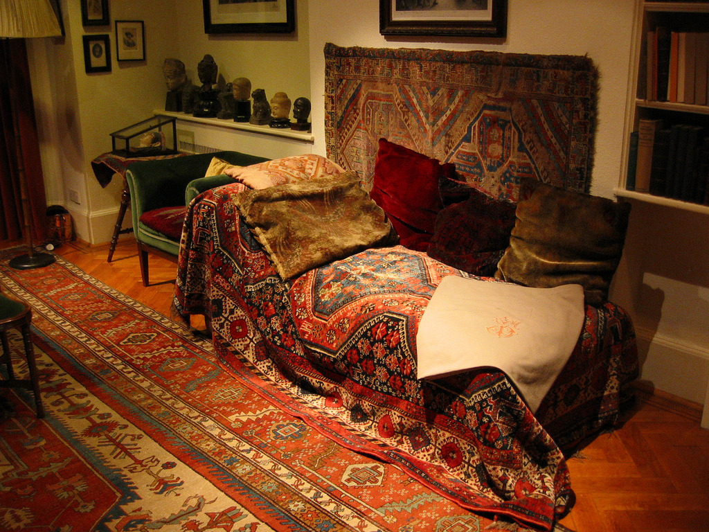 Freud S Couch 99 Invisible