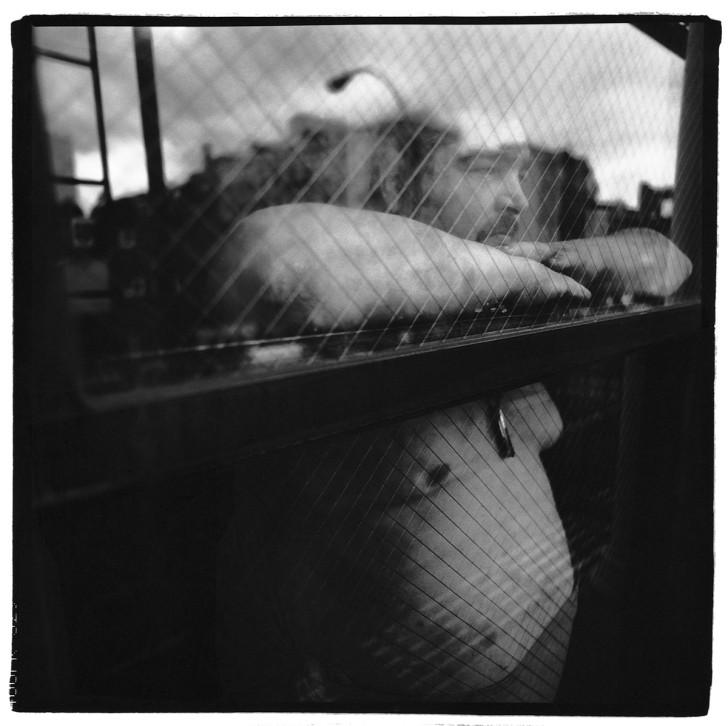 Anthony Coppola, Sunshine Hotel, Bowery, NY