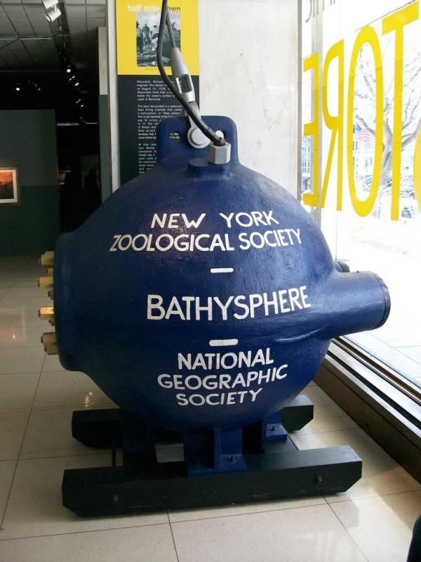 bathysphere current image
