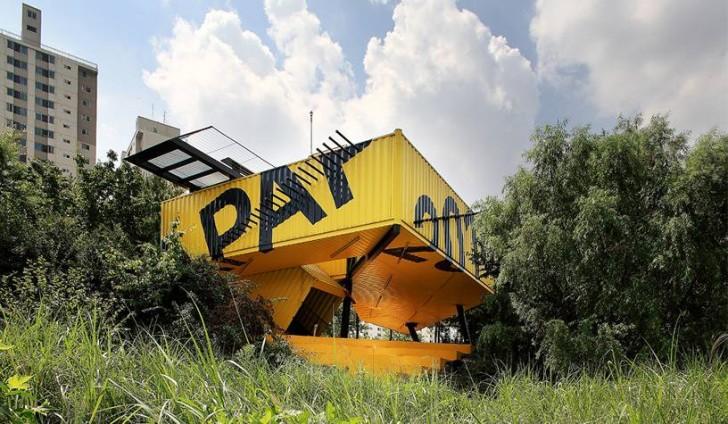 APA OpenSchool by LOT-EK Architects