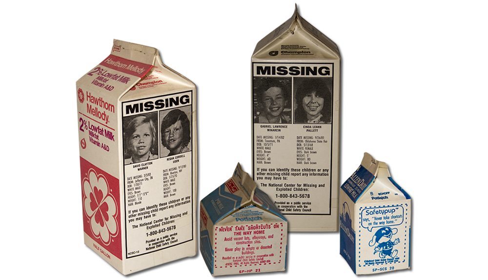 missing childrens act of 1982