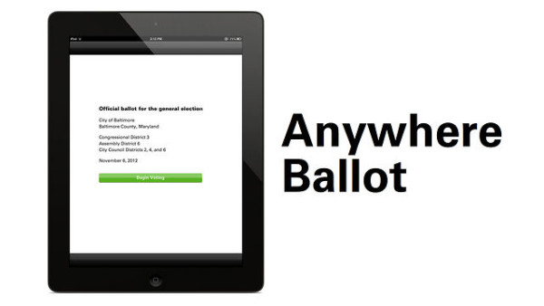 anywhere ballot