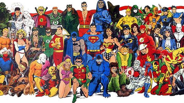 classic comic covers