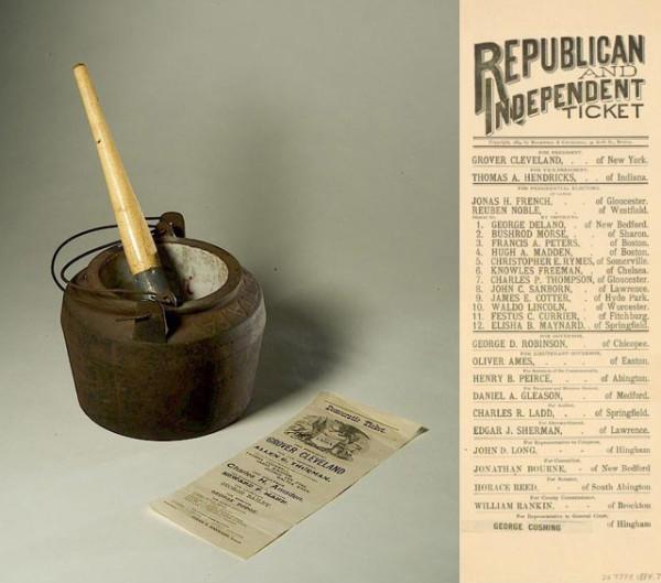 historical ballot