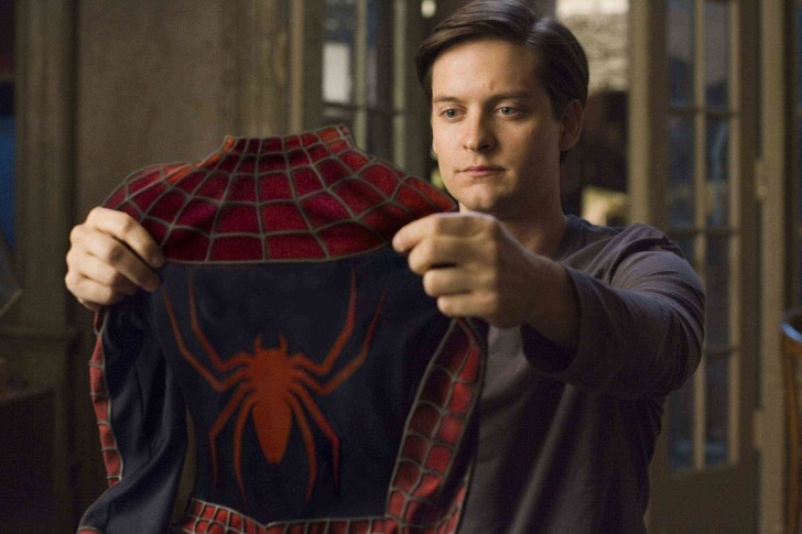 toby mcguire spiderman