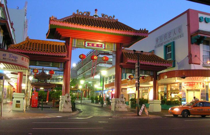 chinatown down under