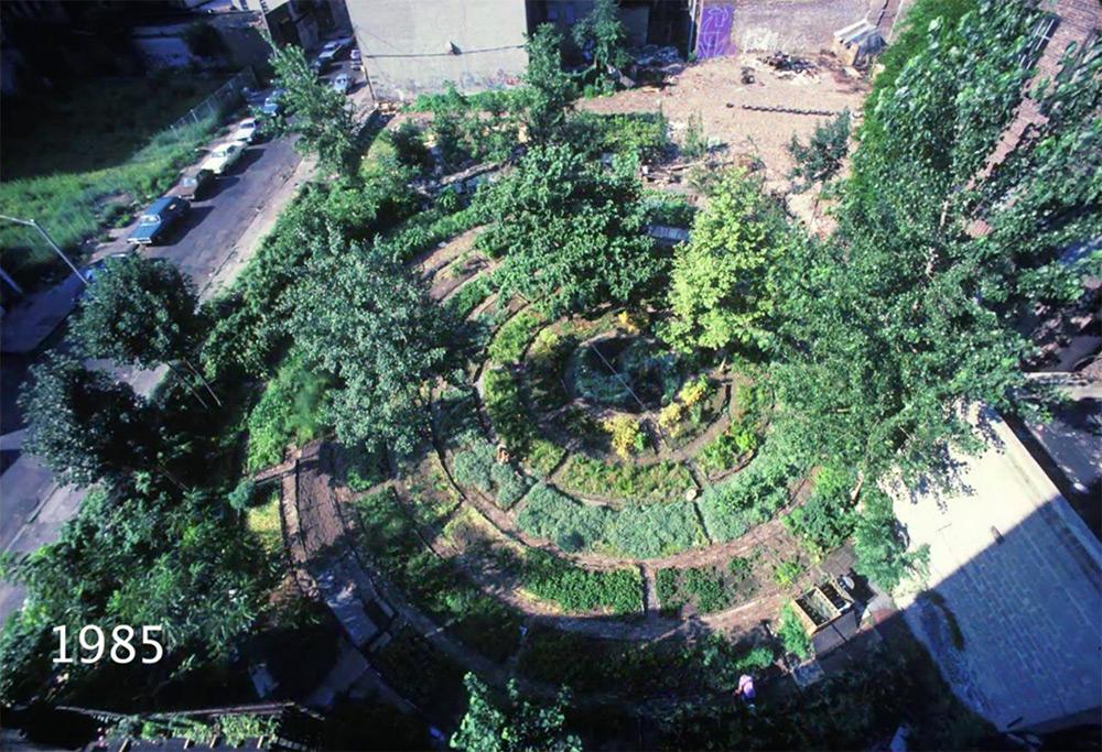 guerrilla garden of eden the death life of an urban microtopia