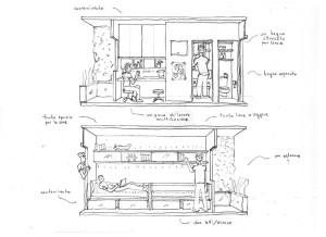 prison redesign sketch
