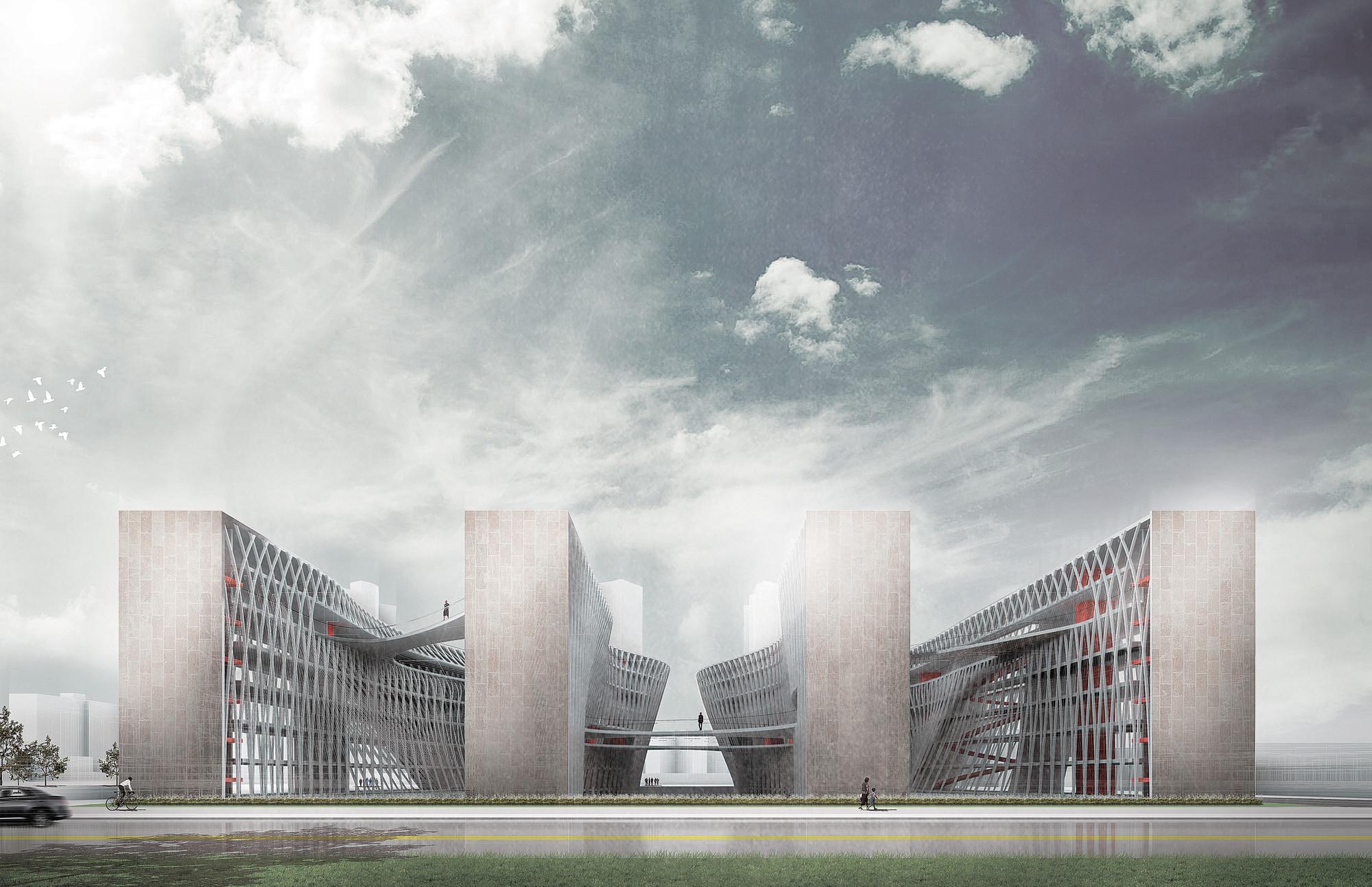 prison rendering