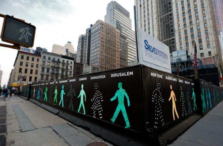 walking men project