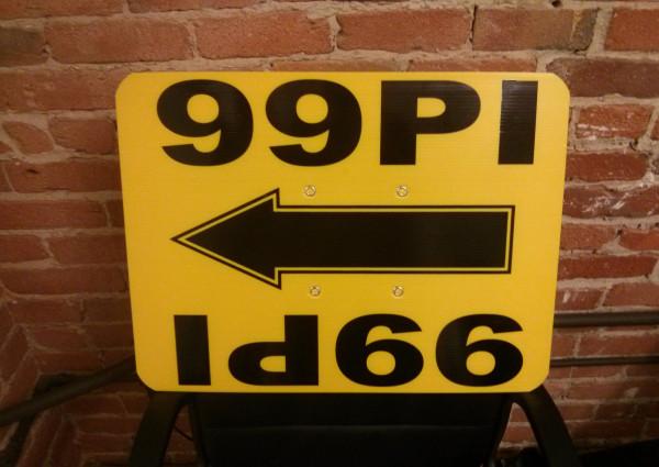 99pi sign