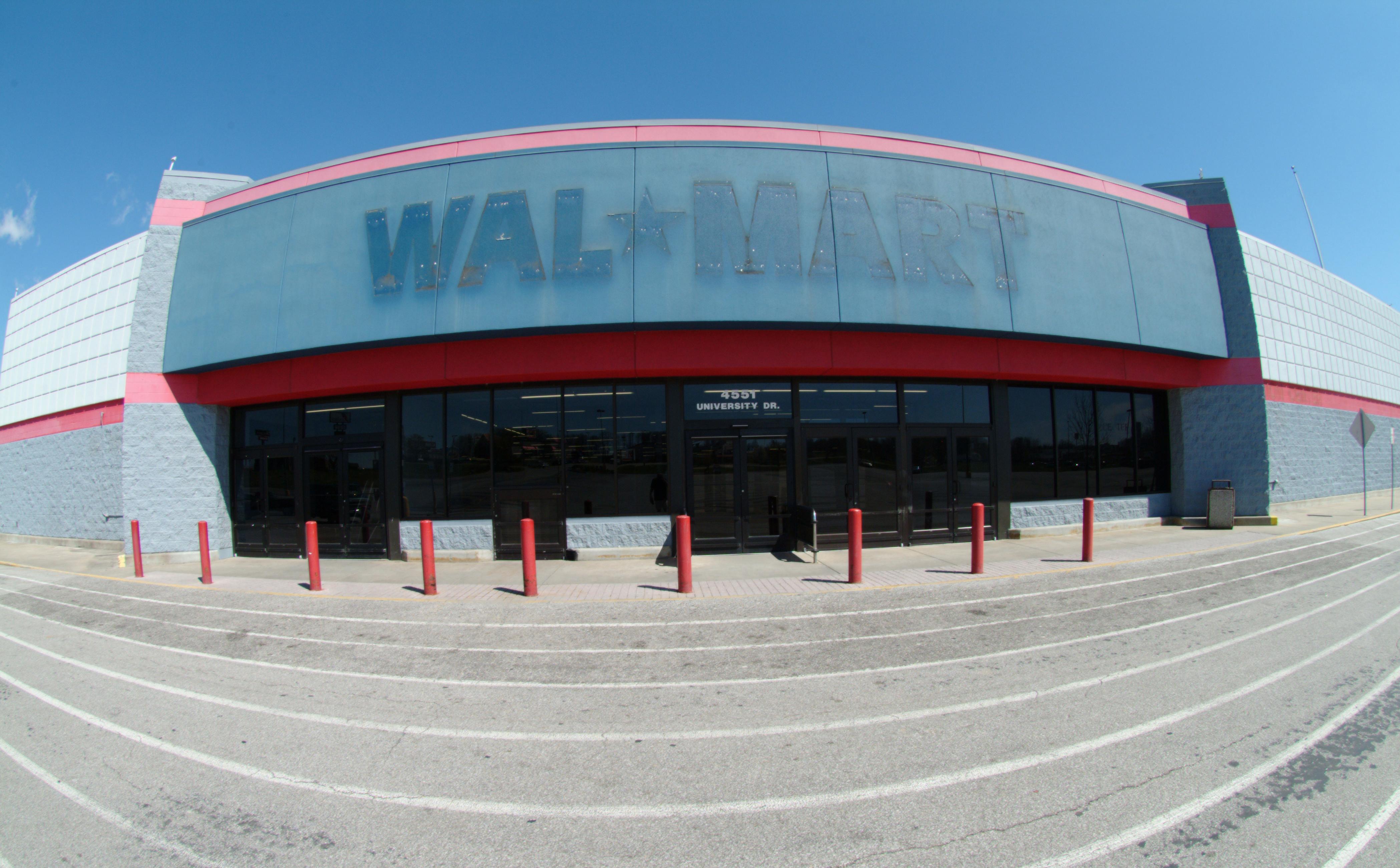 Walmart burbank opening date