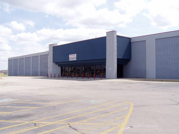 Abandoned Walmart in Beaver Dam, Wisconsin by Brave New Films