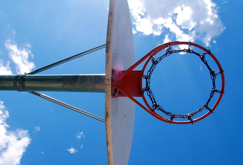 Inspirational The Yin and Yang of Basketball