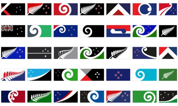 flag designs new zealand