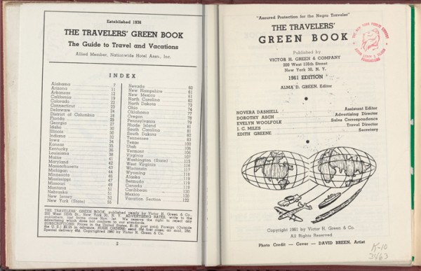 green book index