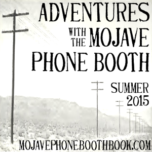mojave phone booth book