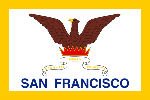 san francisco current flag