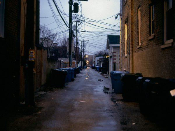 alley chicago