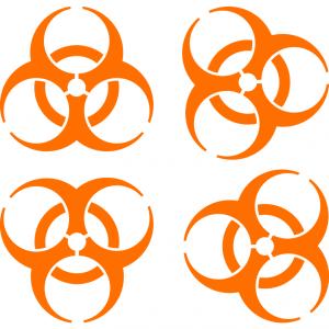 bio symbols orientations