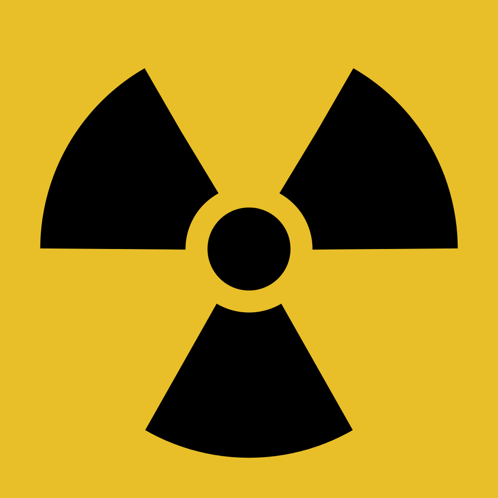 Biohazard iconic symbol designed to be memorable but meaningless ionizing radiation symbol biocorpaavc Image collections