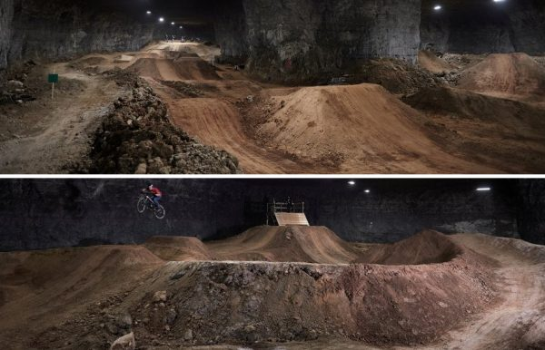 mega underground