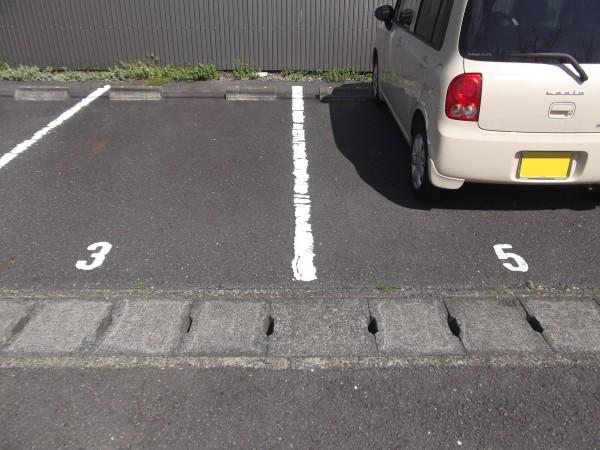 missing parking spot