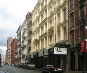 nyc soho street
