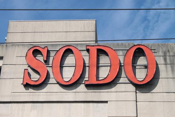sodo sign