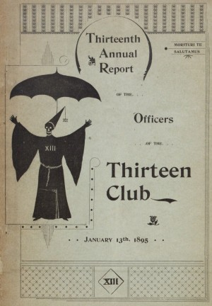 thirteen club report