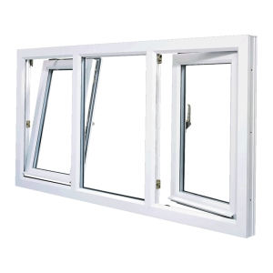 Tilt & Turn: Ingenious Three-in-One Window for Security