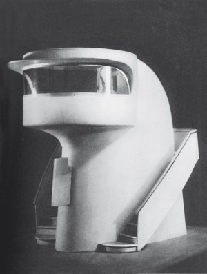 model pavillion