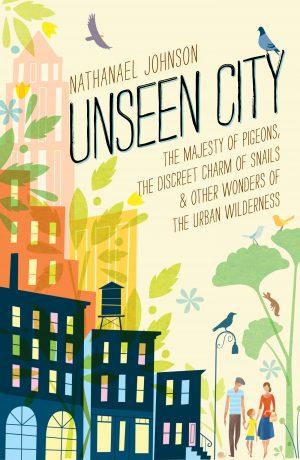 unseen city book