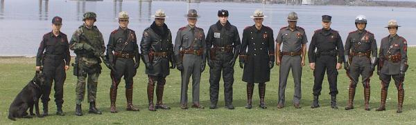 RISP uniforms