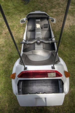 Sinclair_C5_rear_view