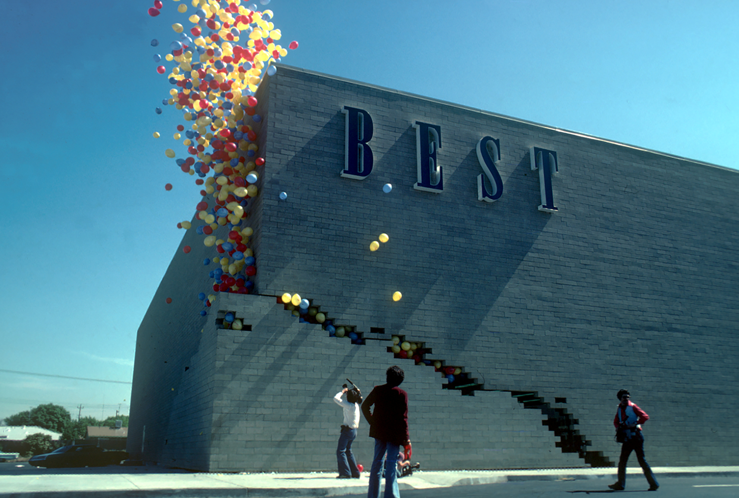 Site Specific: Postmodern 'Best Products' Showrooms