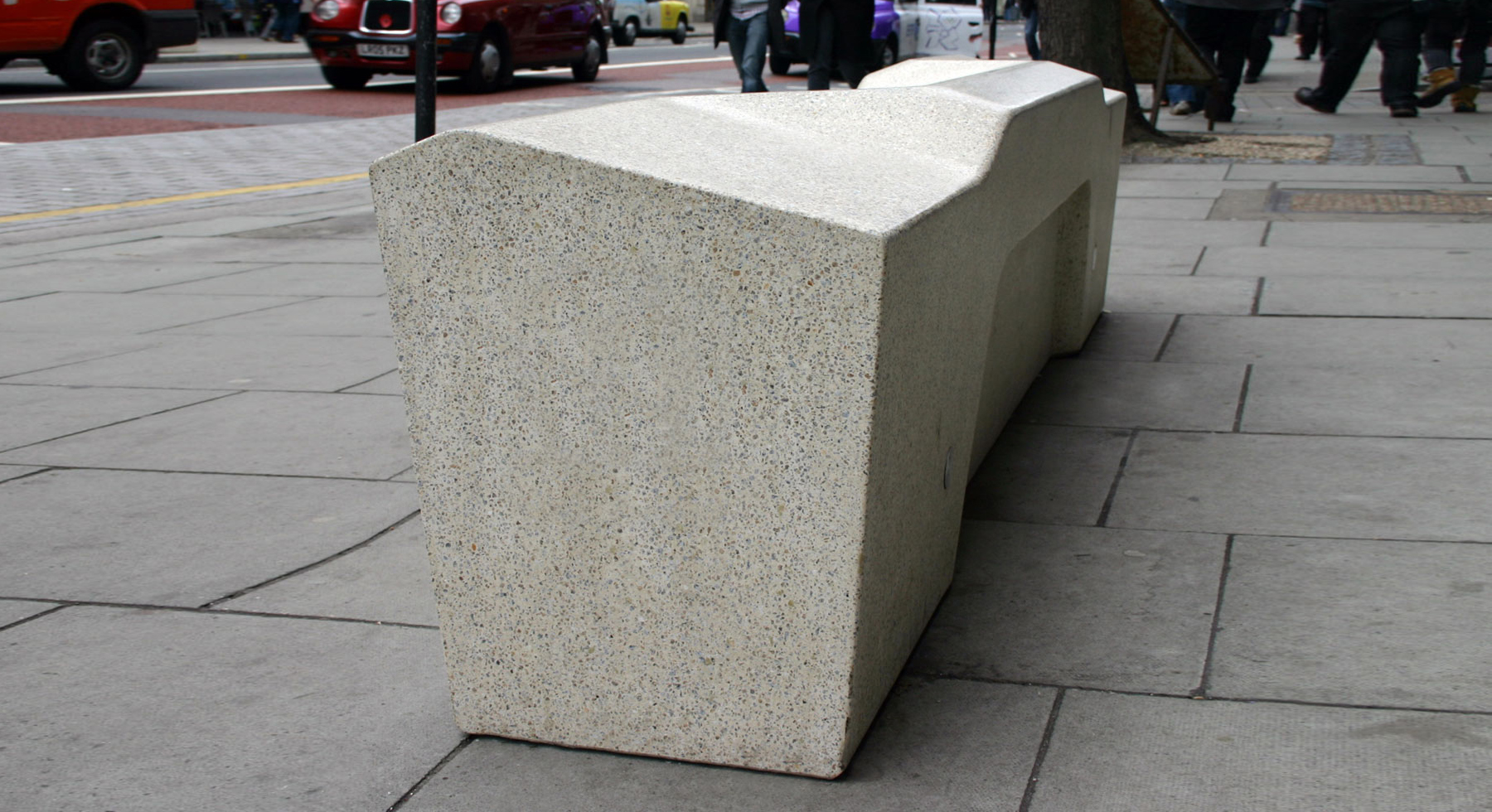 Unpleasant Design U0026 Hostile Urban Architecture