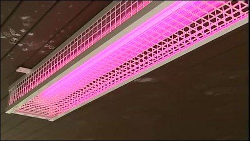Marvelous Pink Lighting Amazing Design